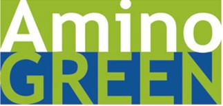 Amino green logo