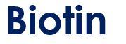 biotin logog