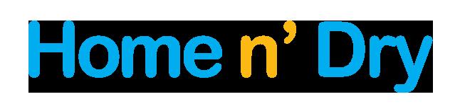 Home n dry logo